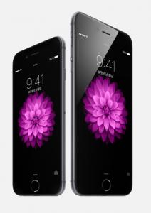 Apple「 iPhone 6 」「 iPhone 6 Plus 」